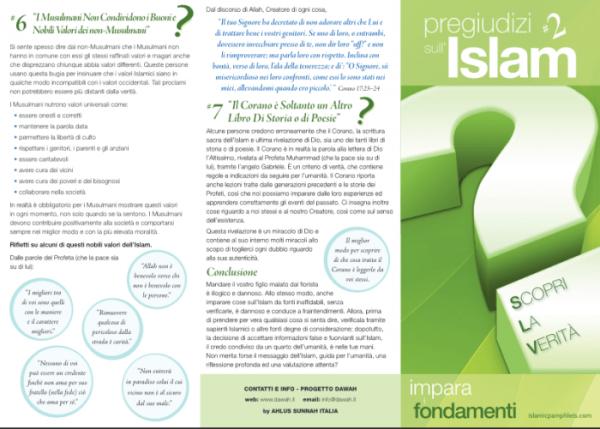 Pregiudizi sull'Islam #2