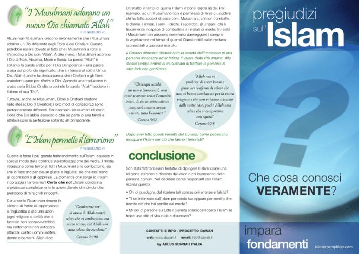 Pregiudizi sull'Islam