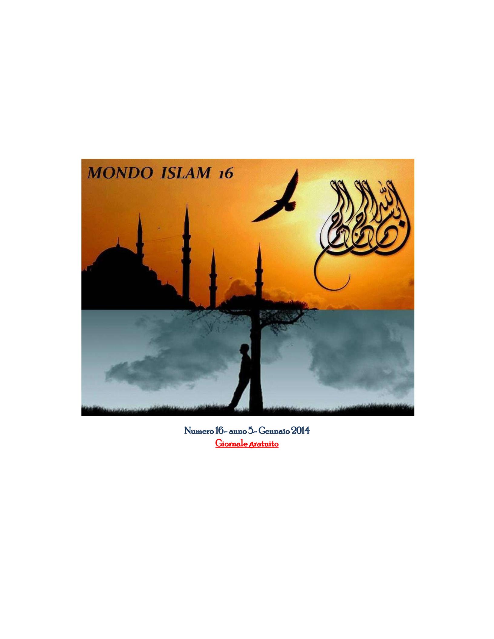 Mondo Islam 16