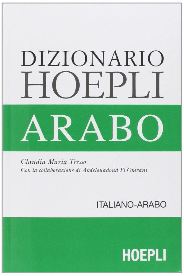 Dizionario arabo Hoepli Tresso