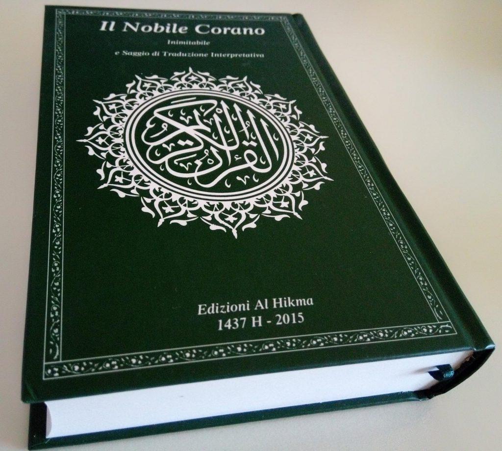Corano Hamza Piccardo