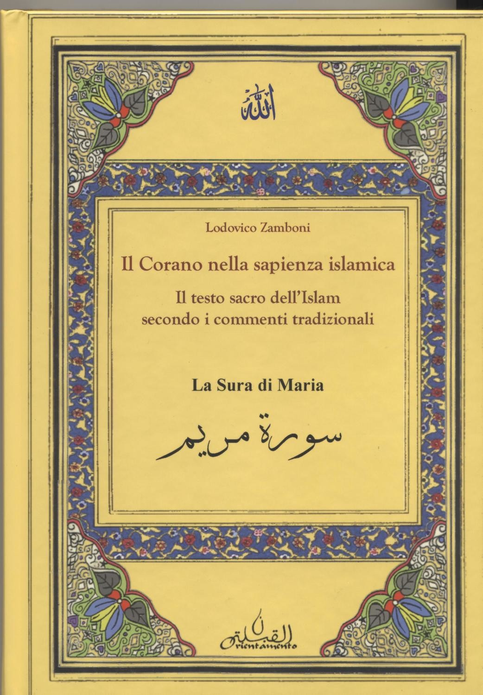 La Sura di Maria - Tafsir