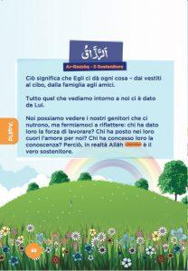 Corso di studi islamici per bambini musulmani