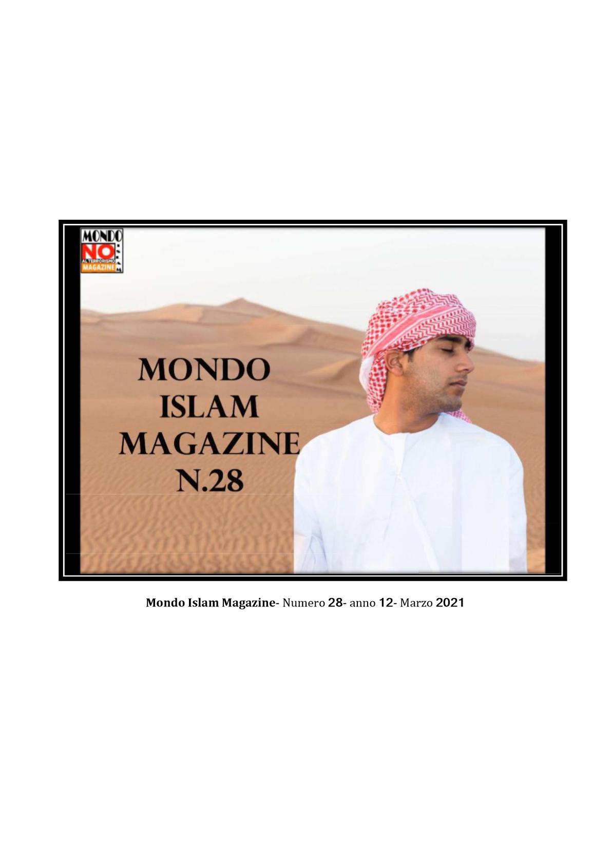 Mondo islam magazine 28
